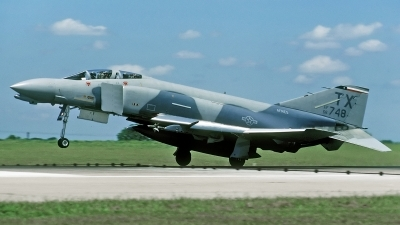 Photo ID 205745 by David F. Brown. USA Air Force McDonnell Douglas F 4D Phantom II, 66 8748