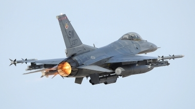 Photo ID 205754 by Peter Boschert. USA Air Force General Dynamics F 16C Fighting Falcon, 91 0377
