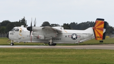 Photo ID 205765 by Luca Fahrni. USA Navy Grumman C 2A Greyhound, 162147