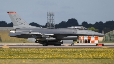 Photo ID 205758 by Luca Fahrni. USA Air Force General Dynamics F 16C Fighting Falcon, 91 0340