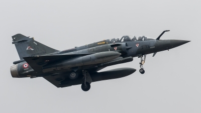 Photo ID 205776 by Adrian Stürmer. France Air Force Dassault Mirage 2000D, 610
