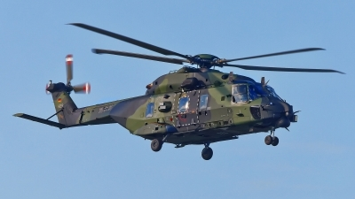 Photo ID 205889 by Rainer Mueller. Germany Army NHI NH 90TTH, 78 26