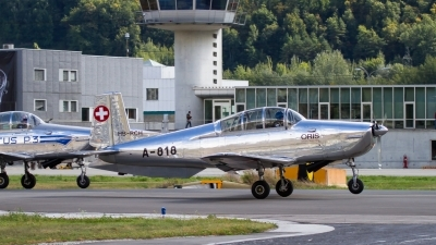 Photo ID 205813 by Agata Maria Weksej. Private P 3 Flyers Pilatus P 3 05, HB RCH