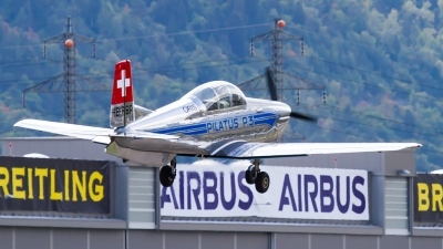 Photo ID 212097 by Agata Maria Weksej. Private P 3 Flyers Pilatus P 3 05, HB RBP