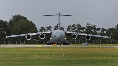 Photo ID 205840 by Luca Fahrni. NATO Strategic Airlift Capability Boeing C 17A Globemaster III, 08 0002
