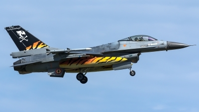 Photo ID 205860 by Thomas Ziegler - Aviation-Media. Belgium Air Force General Dynamics F 16AM Fighting Falcon, FA 94