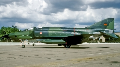 Photo ID 205850 by David F. Brown. Germany Air Force McDonnell Douglas RF 4E Phantom II, 35 34