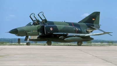 Photo ID 205849 by David F. Brown. Germany Air Force McDonnell Douglas RF 4E Phantom II, 35 06