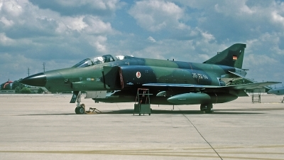 Photo ID 205852 by David F. Brown. Germany Air Force McDonnell Douglas RF 4E Phantom II, 35 58