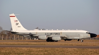Photo ID 205916 by Liam West. USA Air Force Boeing RC 135V Rivet Joint 739 445B, 64 14842