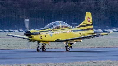 Photo ID 205950 by Martin Thoeni - Powerplanes. Switzerland Air Force Pilatus PC 9A, C 409