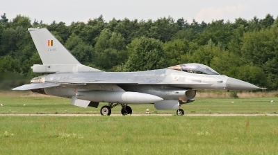 Photo ID 205948 by Milos Ruza. Belgium Air Force General Dynamics F 16AM Fighting Falcon, FA 95