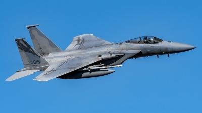 Photo ID 206000 by Rob Tabor. USA Air Force McDonnell Douglas F 15C Eagle, 82 0015