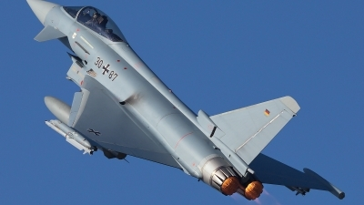 Photo ID 206004 by Rainer Mueller. Germany Air Force Eurofighter EF 2000 Typhoon S, 30 87