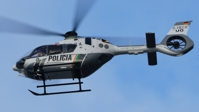 Photo ID 206040 by Lukas Kinneswenger. Brazil Police Airbus Helicopters H135T3H, PR ARY