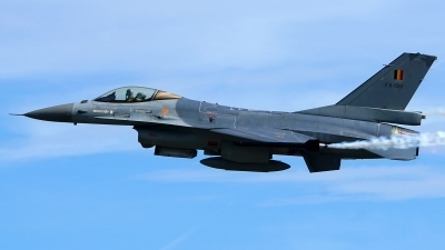 Photo ID 206051 by Lukas Kinneswenger. Belgium Air Force General Dynamics F 16AM Fighting Falcon, FA 134