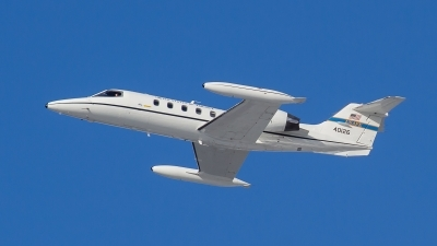 Photo ID 206064 by Adrian Stürmer. USA Air Force Learjet C 21A, 84 0126