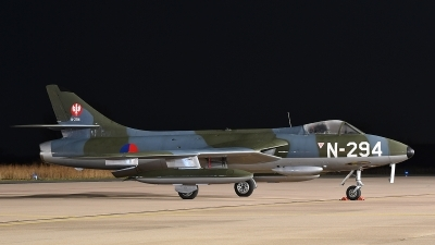 Photo ID 206085 by Lieuwe Hofstra. Private DHHF Dutch Hawker Hunter Foundation Hawker Hunter F6A, G KAXF