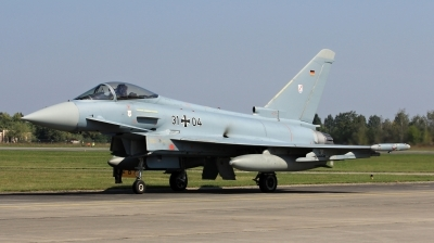 Photo ID 206102 by Milos Ruza. Germany Air Force Eurofighter EF 2000 Typhoon S, 31 04