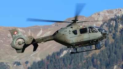 Photo ID 206128 by Ludwig Isch. Switzerland Air Force Eurocopter TH05 EC 635P2, T 370