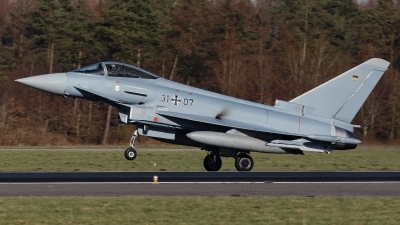 Photo ID 206153 by Rainer Mueller. Germany Air Force Eurofighter EF 2000 Typhoon S, 31 07