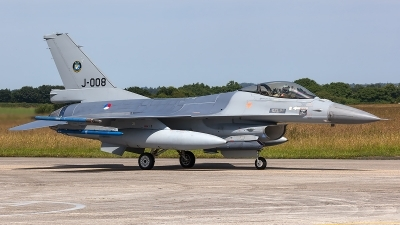 Photo ID 206146 by Thomas Ziegler - Aviation-Media. Netherlands Air Force General Dynamics F 16AM Fighting Falcon, J 008