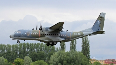 Photo ID 206825 by Milos Ruza. Czech Republic Air Force CASA C 295M, 0452