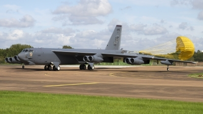 Photo ID 206210 by Chris Lofting. USA Air Force Boeing B 52H Stratofortress, 61 0029