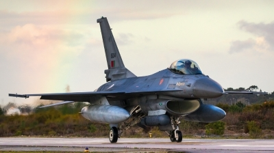 Photo ID 206205 by Mathias Grägel - GME-AirFoto. Portugal Air Force General Dynamics F 16AM Fighting Falcon, 15104