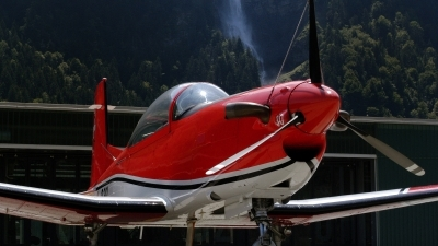 Photo ID 206619 by Sven Zimmermann. Switzerland Air Force Pilatus NCPC 7 Turbo Trainer, A 930