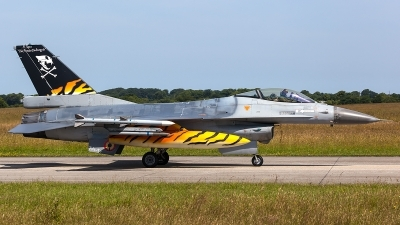 Photo ID 206248 by Thomas Ziegler - Aviation-Media. Belgium Air Force General Dynamics F 16AM Fighting Falcon, FA 94