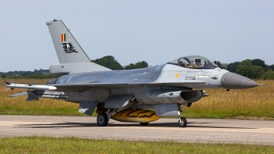 Photo ID 206249 by Thomas Ziegler - Aviation-Media. Belgium Air Force General Dynamics F 16AM Fighting Falcon, FA 106