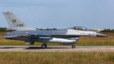 Photo ID 206281 by Thomas Ziegler - Aviation-Media. Netherlands Air Force General Dynamics F 16AM Fighting Falcon, J 015