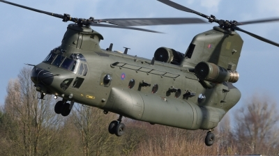 Photo ID 206276 by Mike Hopwood. UK Air Force Boeing Vertol Chinook HC5 MH 47E, ZH901
