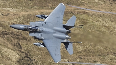 Photo ID 206376 by Tom Gibbons. USA Air Force McDonnell Douglas F 15E Strike Eagle, 98 0134