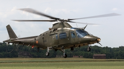 Photo ID 206451 by Thomas Ziegler - Aviation-Media. Belgium Army Agusta A 109HO A 109BA, H45