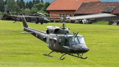 Photo ID 206450 by Thomas Ziegler - Aviation-Media. Austria Air Force Agusta Bell AB 212, 5D HG