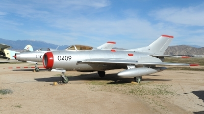 Photo ID 206484 by Peter Boschert. Czechoslovakia Air Force Mikoyan Gurevich MiG 19S, 0409