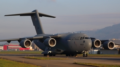 Photo ID 206478 by Ludwig Isch. Qatar Emiri Air Force Boeing C 17A Globemaster III, A7 MAO