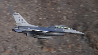 Photo ID 206537 by Peter Boschert. USA Air Force General Dynamics F 16D Fighting Falcon, 87 0370