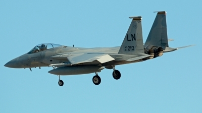 Photo ID 206551 by Alex Jossi. USA Air Force McDonnell Douglas F 15C Eagle, 84 0010