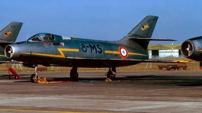 Photo ID 206566 by Alex Staruszkiewicz. France Air Force Dassault Mystere IVA, 285