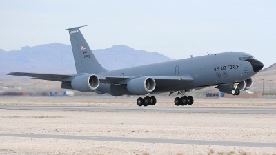 Photo ID 206579 by Peter Boschert. USA Air Force Boeing KC 135R Stratotanker 717 148, 63 8000