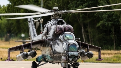 Photo ID 206732 by Thomas Ziegler - Aviation-Media. Czech Republic Air Force Mil Mi 35, 3366