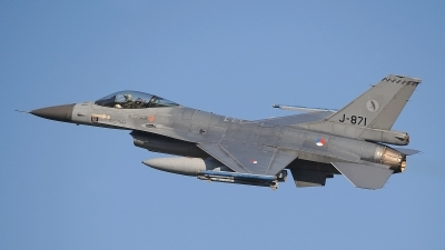 Photo ID 206750 by Peter Boschert. Netherlands Air Force General Dynamics F 16AM Fighting Falcon, J 871