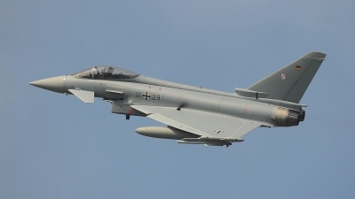 Photo ID 206780 by Peter Boschert. Germany Air Force Eurofighter EF 2000 Typhoon S, 31 29