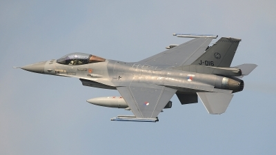 Photo ID 206783 by Peter Boschert. Netherlands Air Force General Dynamics F 16AM Fighting Falcon, J 016