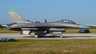Photo ID 206809 by Rod Dermo. USA Air Force General Dynamics F 16C Fighting Falcon, 90 0702