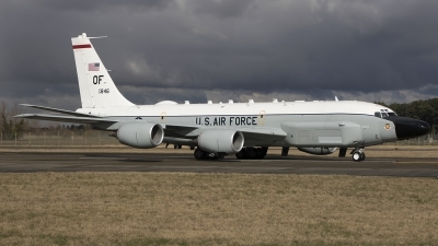 Photo ID 206821 by Chris Lofting. USA Air Force Boeing RC 135V Rivet Joint 739 445B, 64 14846