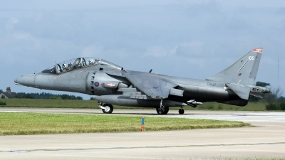 Photo ID 206872 by Joop de Groot. UK Air Force British Aerospace Harrier T 10, ZH657